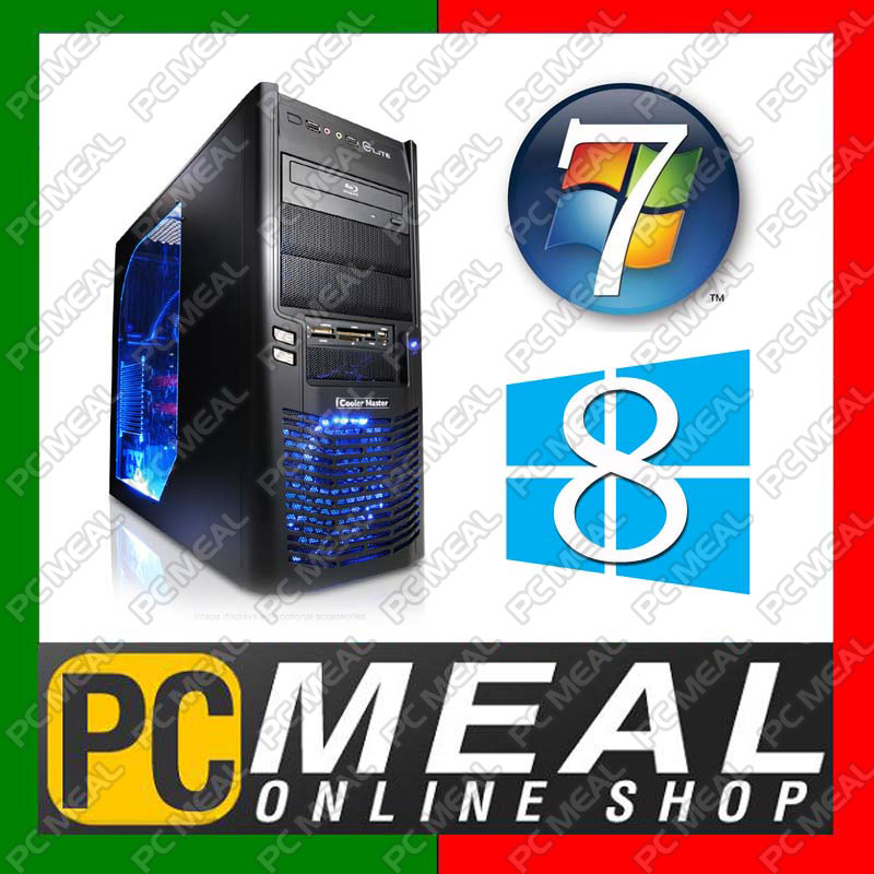 AMD-Eight-8-Core-FX-8350-4-0GHz-1TB-8GB-HD7870-2GB-Gaming-Computer-Desktop-PC