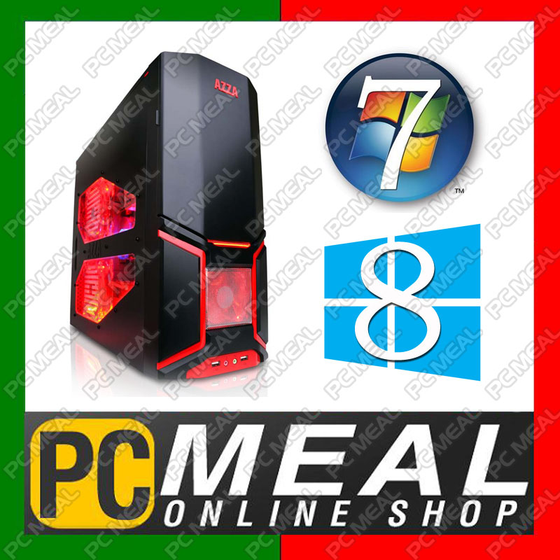 AMD-Eight-8-Core-FX-8350-4-0GHz-1TB-8GB-HD7990-6GB-Gaming-Computer-Desktop-PC