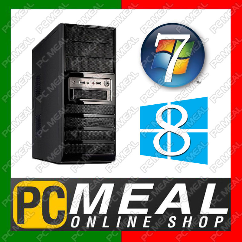 Intel Dual Core Computer E5700 3.0Ghz 4GB RAM 500GB DVD