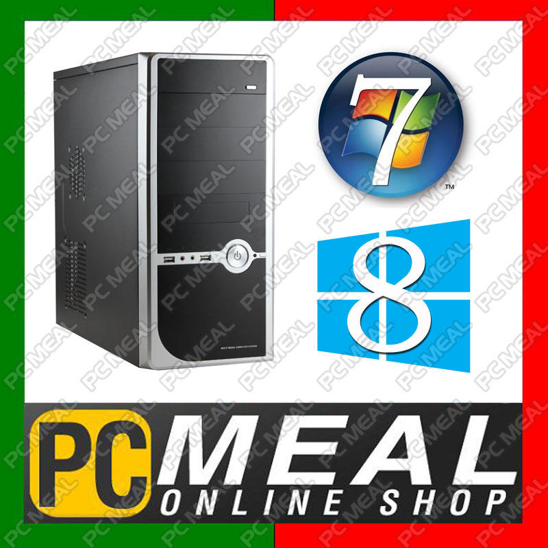AMD-Dual-Core-A4-7300-4-0GHz-Max-Desktop-Computer-8GB-1TB-HD8470D-Gaming-PC